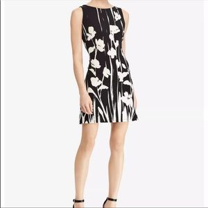 American Living Floral Print Jersey Dress NWT